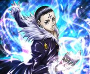 Chrollo Card 120+