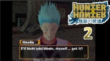 PS2 Hunter x Hunter Altar of Dragon Part 2 (English Sub)