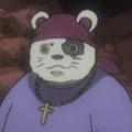 Hormiga Quimera Panda