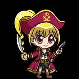 Bscuit - Pirate ver chibi