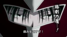97 - Feitan speaks inverted Japanese