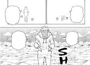 Chap 241 - Meleoron revealing himself to Gon