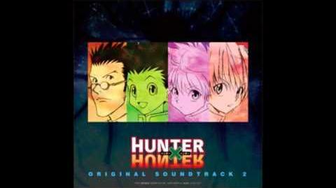 HQ Hunter x Hunter (2011) OST 2 - Iai no Kyoujin (Nobunaga's Theme)