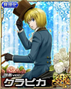 HxH Battle Collection Card (228)