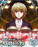 Kurapika LR Card 5