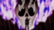 Meruem's murderous aura