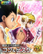 HxH Battle Collection Card (556)