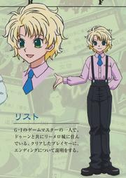 Lis G.I Design (2011 Anime)
