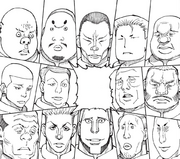 Chap 363 - Benjamin's soldiers beginning their mission