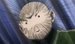 YamaArashi face