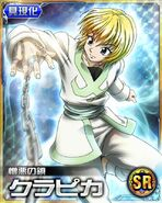 Kurapika card 28