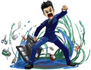 Leorio - HUNTER×HUNTER Monster Series Collaboration (3)
