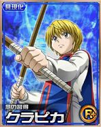 Kurapika card 11