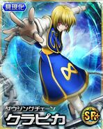 Kurapika card 27