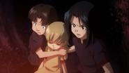Hunter × Hunter The Last Mission screenshot 02 - Shura, Rengoku, and Gaki