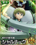 HxH Battle Collection Card (626)