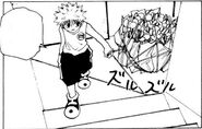 Chapter 148 Killua