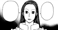 Chap 377 - Illumi introduces himself