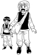 Special 2- Kurapika and Pairo excited at being in town