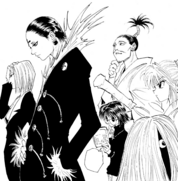 Chap 110 - The Spiders move out