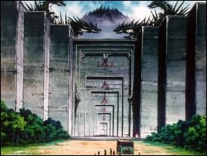 Porte de l'au-delà
