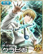 Kurapika card 47