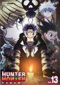 HxH DVD13