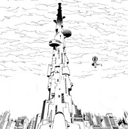 Podniebna Arena Manga