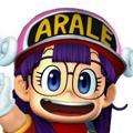 Arale J-Stars Portrait.
