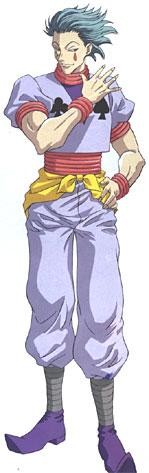 Hisoka 1999