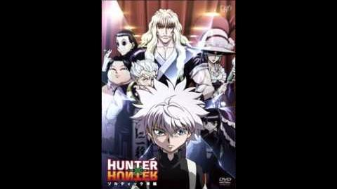 HQ Hunter x Hunter (2011) OST 2 - Ansatsu Ikka no Yakata (Zoldyck Family Theme)