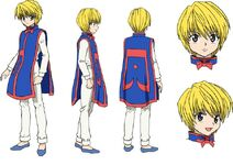 Kurapika Design