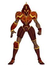Conquistador-profile