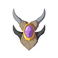 Efreet King Amulet