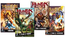 Huntik Magazine Comics