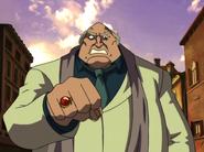 S1E24 Professor Araknos ring