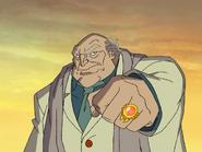 S1E22 Professor Araknos ring