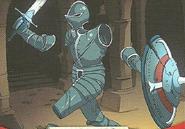 Invisible Knight