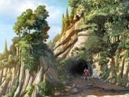 S2E35 Medusa's Cave entrance