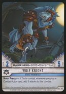 SAS 023 Wolf Knight