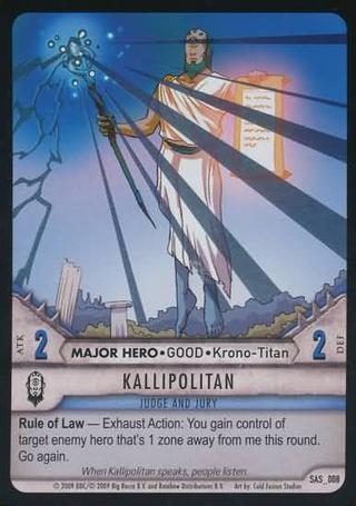 SAS 008 Kallipolitan