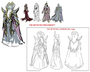 The Betrayer Concept Art