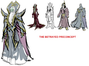 The Betrayer Concept Art 2