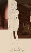 Lady S Concept Art