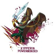 Kipperin Powerbonded Poster