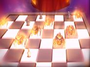 S2E34 Spiral Demons chess board