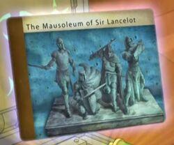 The Mausoleum of Sir Lancelot