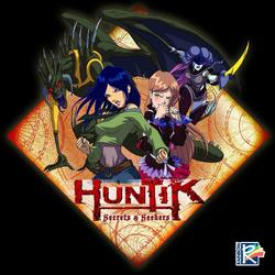 Huntik Soundtrack Art Zhalia Sophie Sabriel King Basilisk