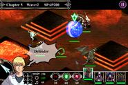 Huntik Titan Defence Chapter 5 gameplay