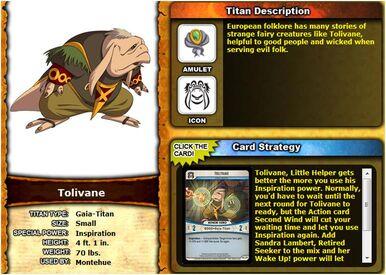 Huntik.com Profile - Tolivane